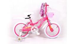 YQ16-16B1女童脚踏车